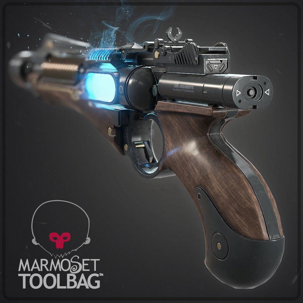 Energy Pistol alexander varegg thumbnail jpg