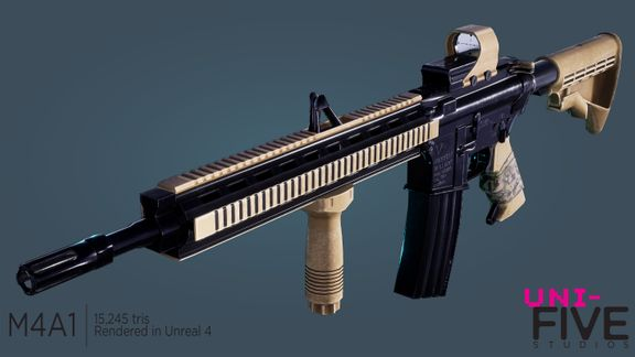 M4 Weapon