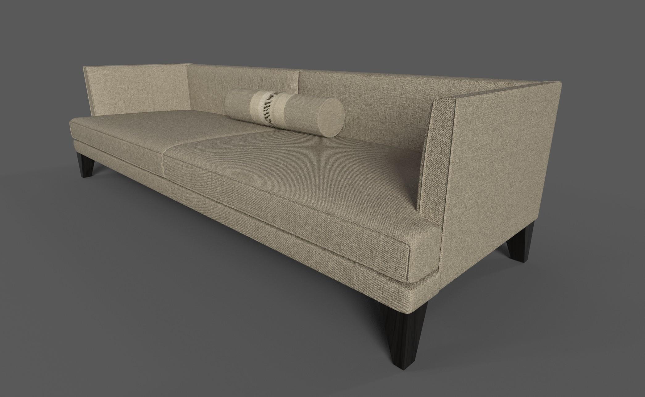 Sofa for Unreal Engine 4 client sofarender rev2 JPG