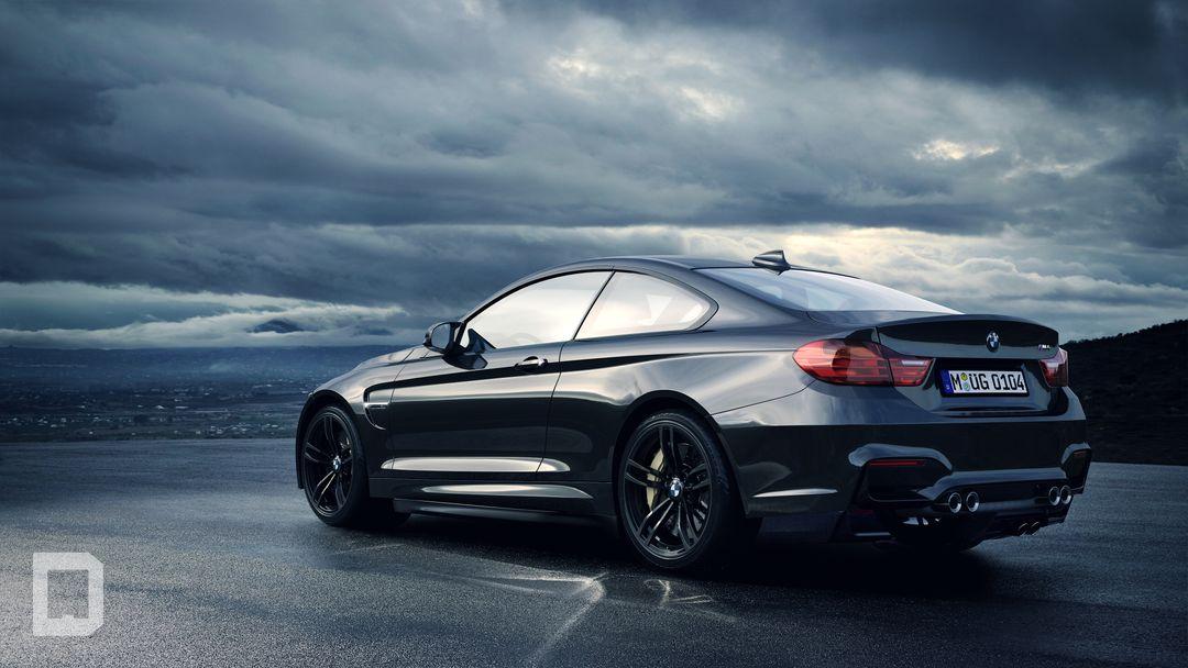 BMW M4 Visualisation BMW M4 01 jpg