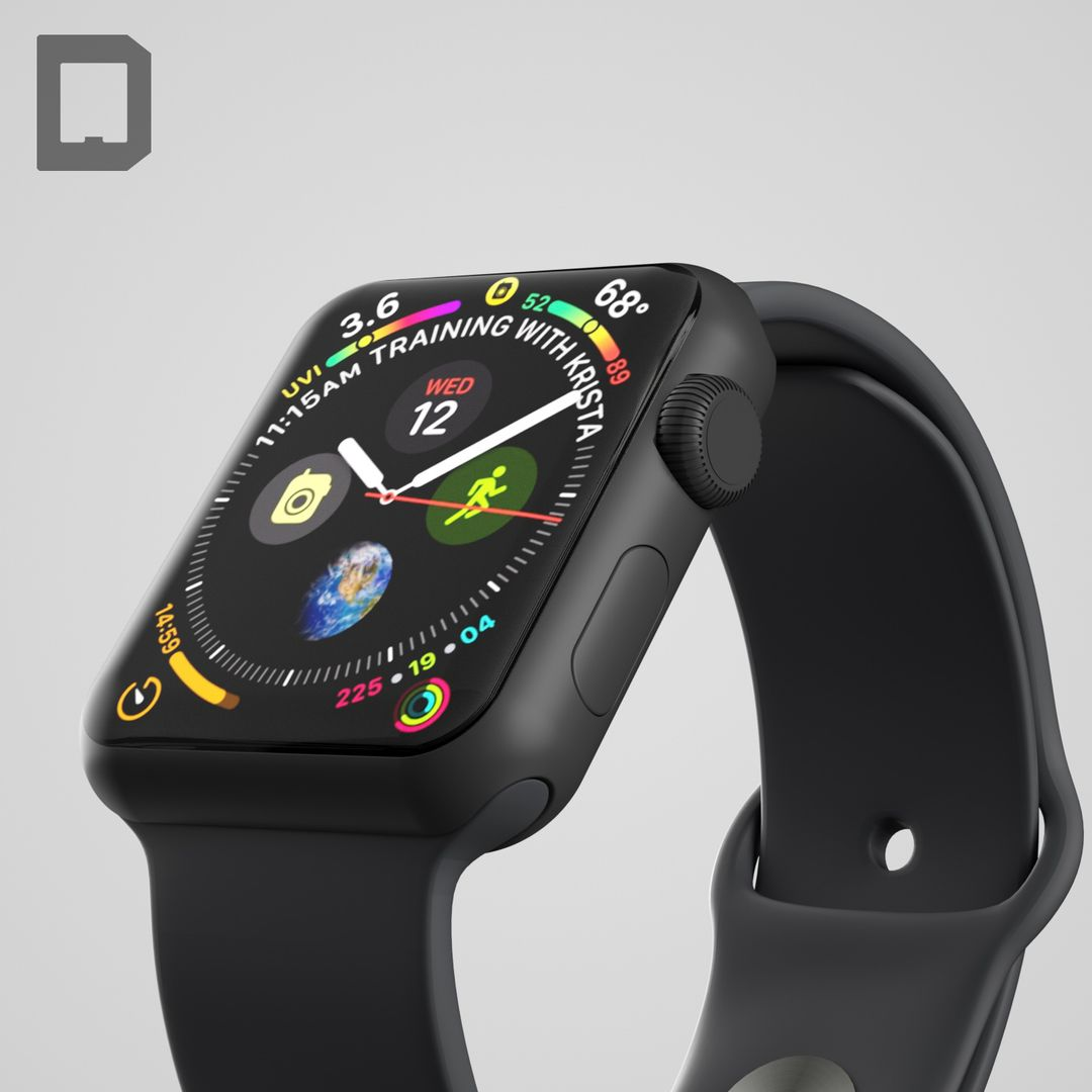 Apple Watch Visualiation Apple watch 01 jpg