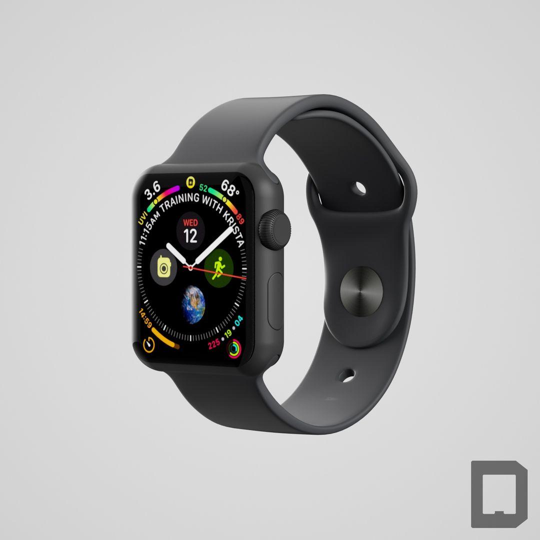 Apple Watch Visualiation Apple watch 02 jpg