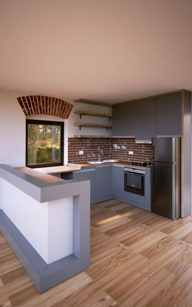 Design&Visualisations Kitchen fast png