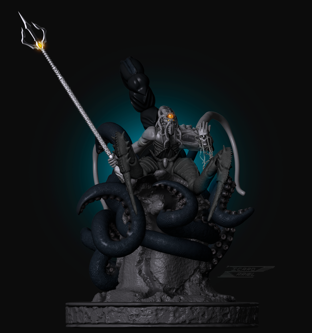 Krahuzen - Lord of The Abyss Final png
