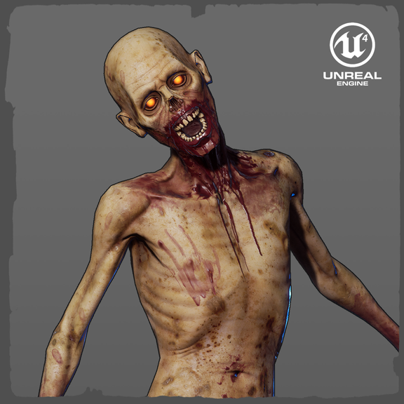 VR Zombie