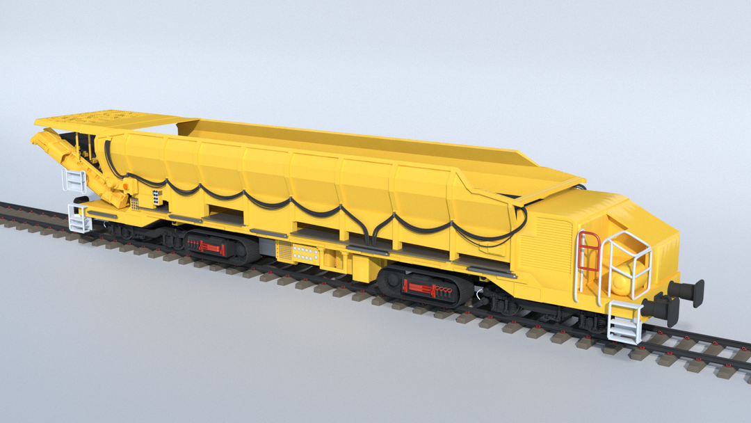Railroad construction and Maintenance Vehicles MFS 01 png