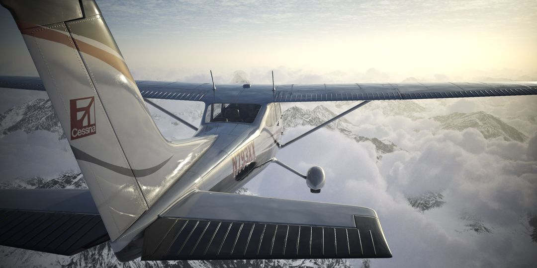 Cessna Material Creation and Aerial View render03 jpg