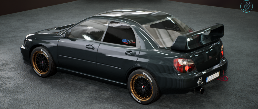 Subaru Wrx-Personal 10 png