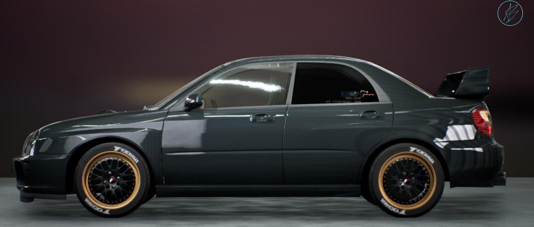Subaru Wrx-Personal 4 png