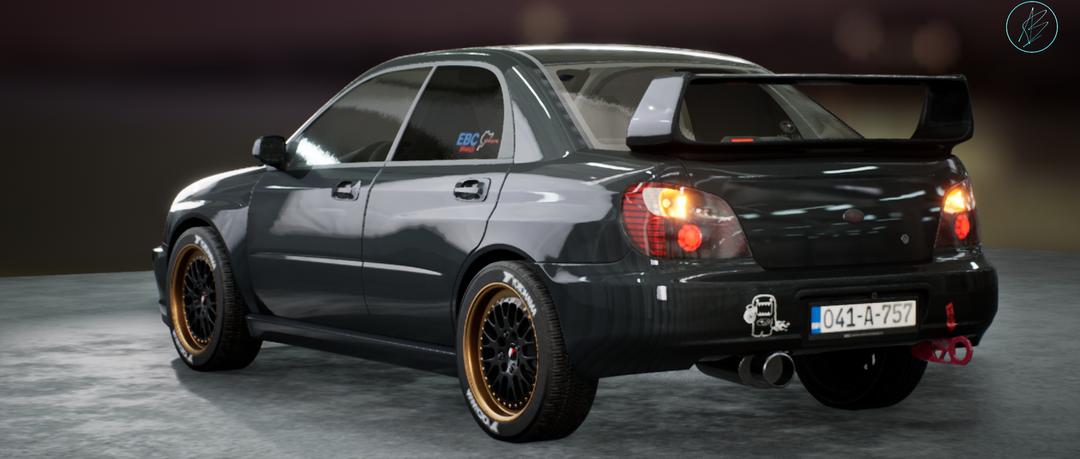 Subaru Wrx-Personal 5 png