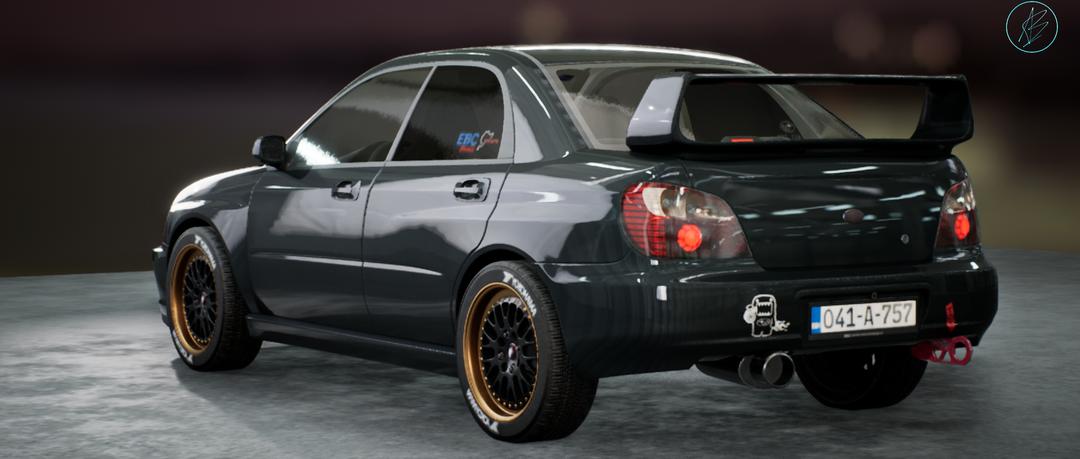 Subaru Wrx-Personal 6 png