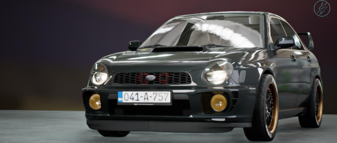 Subaru Wrx-Personal 8 png
