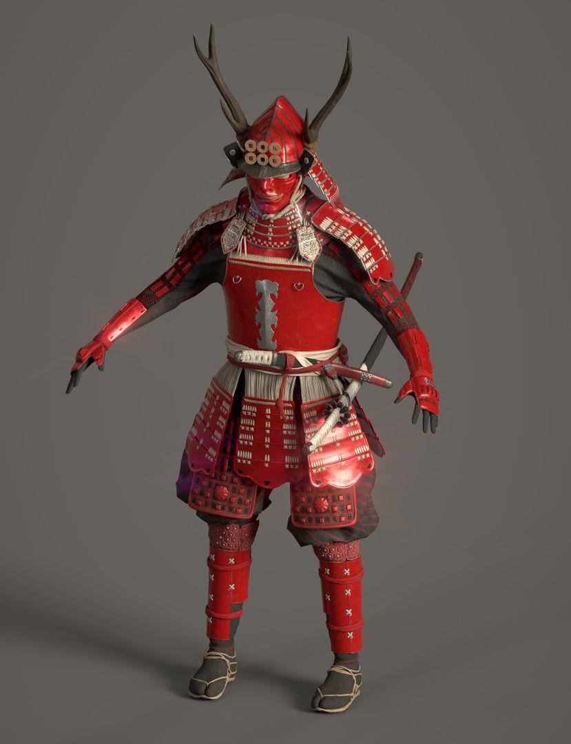 Samurai SamuraiRender2 jpg