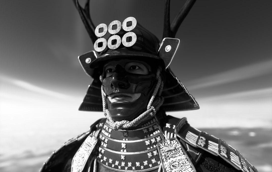 Samurai SamuraiRender 11BW jpg