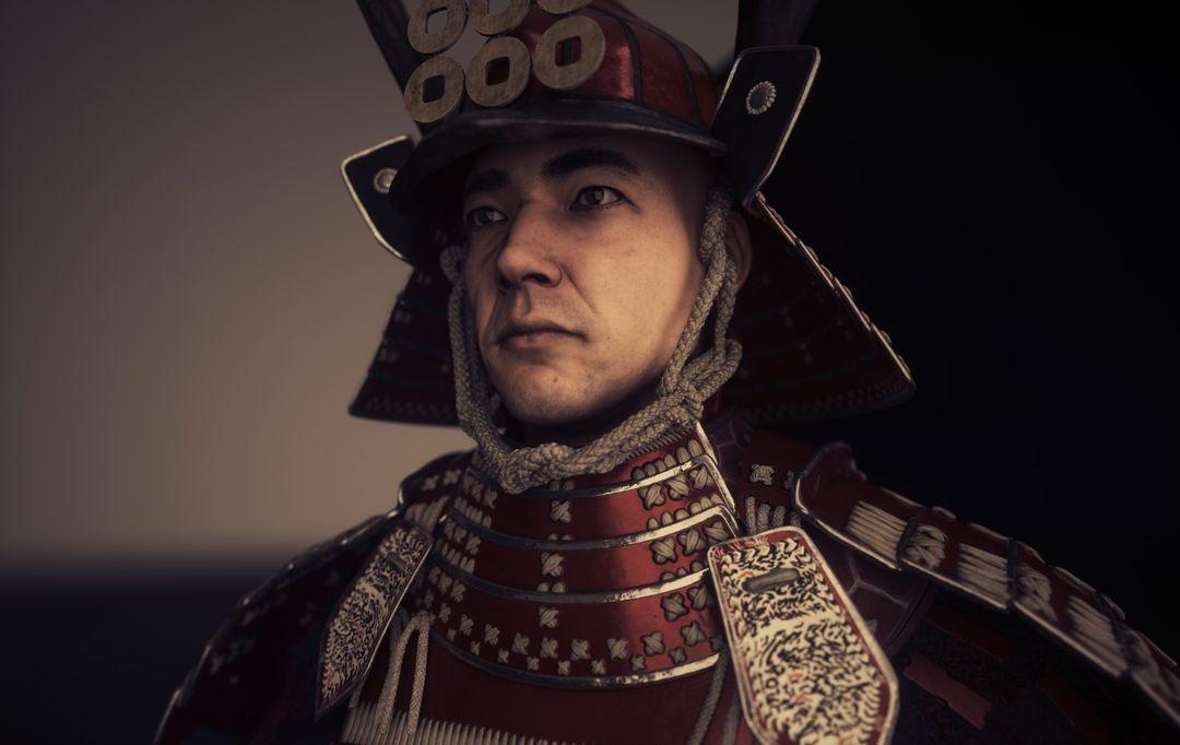 Samurai SamuraiRender 125Effect jpg