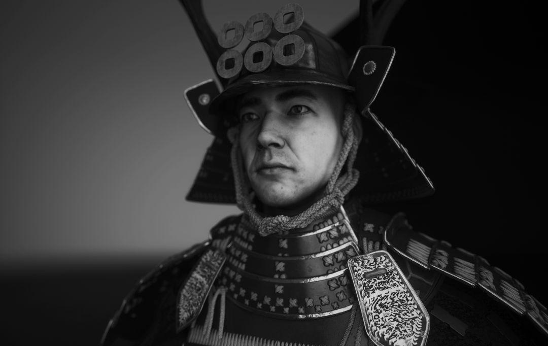 Samurai SamuraiRender 128BW jpg