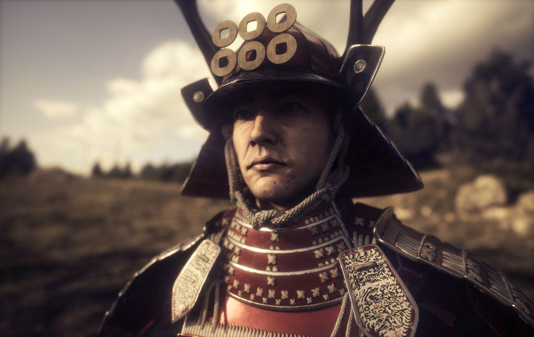 Samurai SamuraiRender 130 jpg