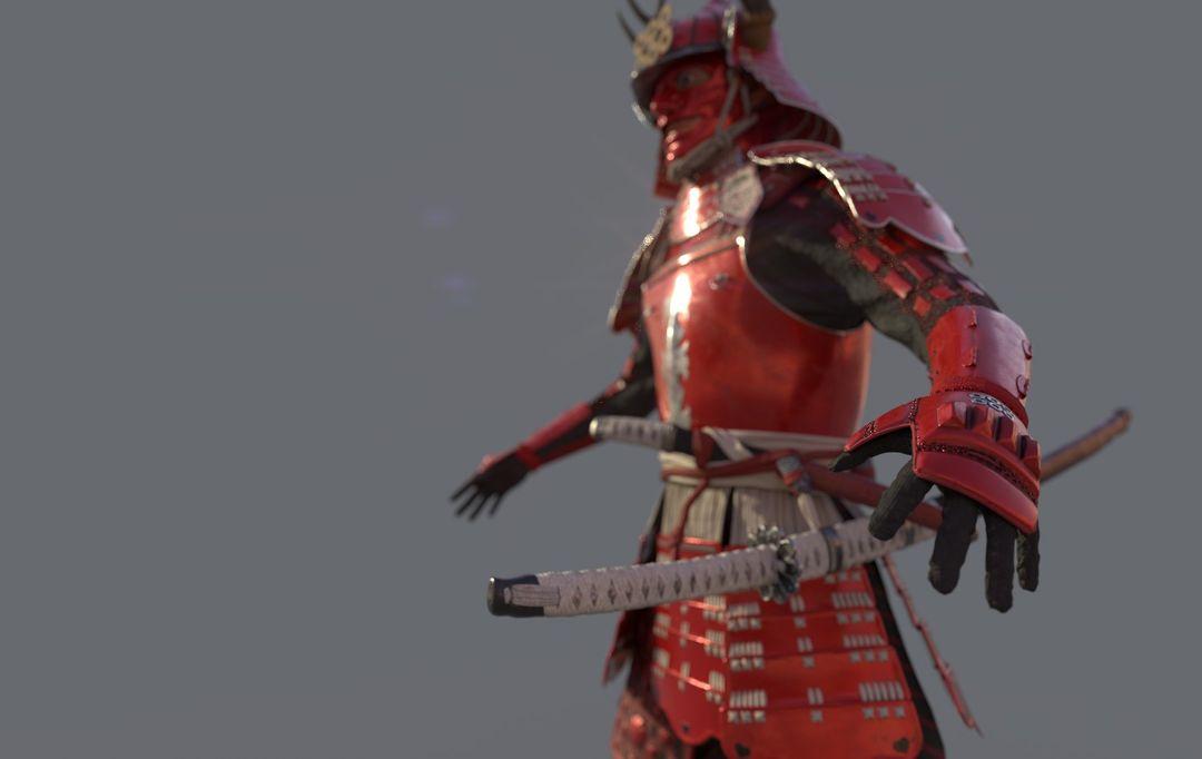Samurai SamuraiRender 4 jpg