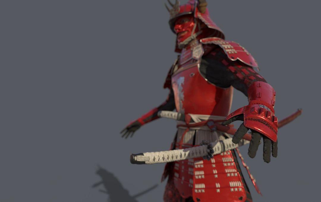 Samurai SamuraiRender 5 jpg