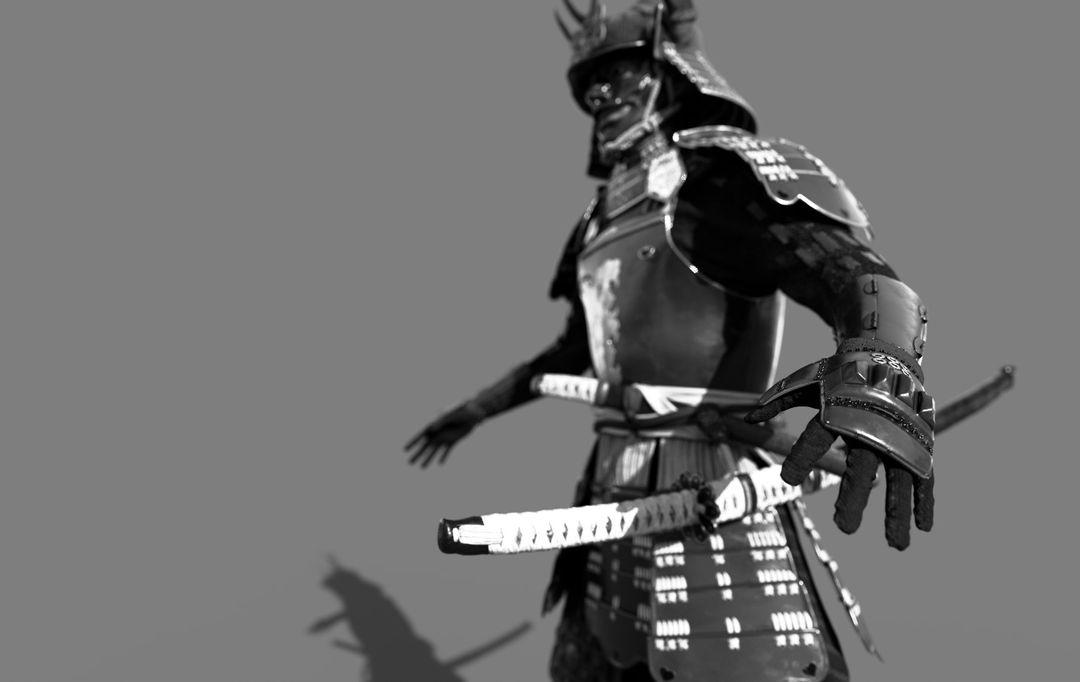 Samurai SamuraiRender 5BW jpg