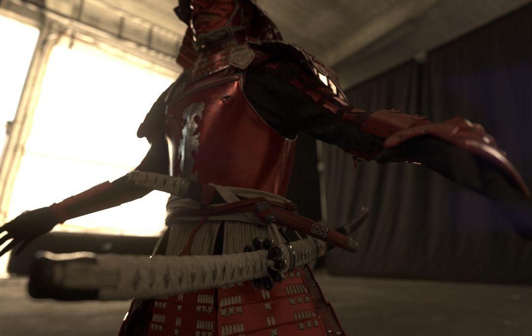 Samurai SamuraiRender 7 jpg