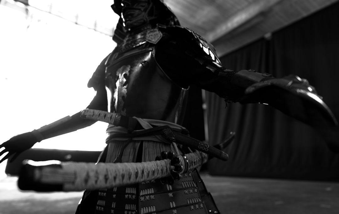 Samurai SamuraiRender 7BW jpg