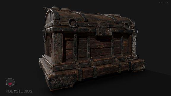 Treasure Chest - Hollow