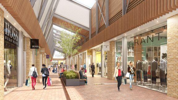 Glasgow Harbour Retail