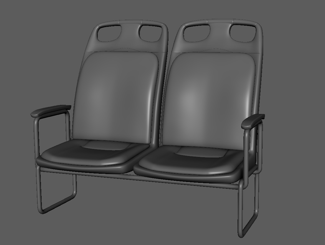 Basic Chair Modelling