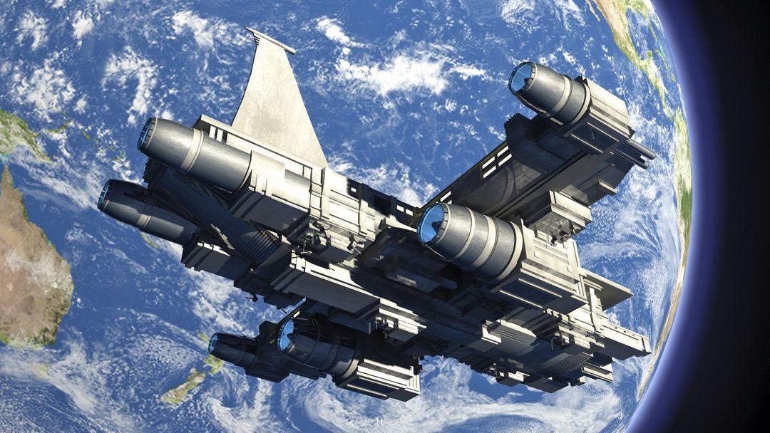 Spaceship (UAC) UAC jpg