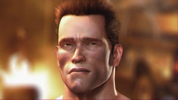 Iron Arnold