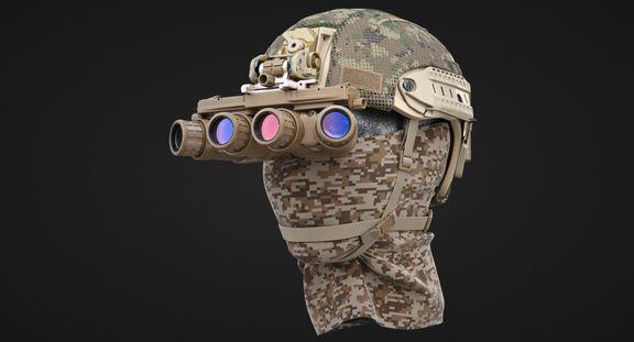 Military Helmet Night Goggle