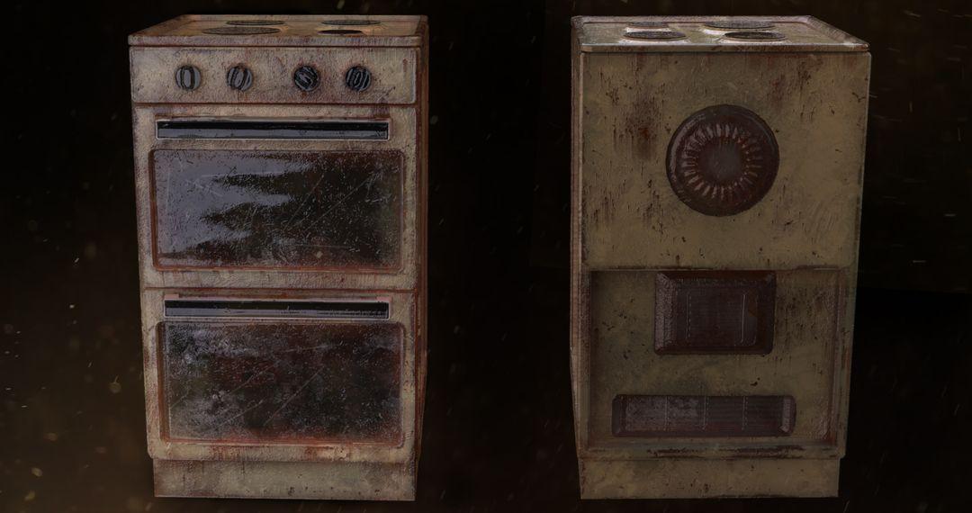 Rusty old oven oven render 4 5 1 jpg