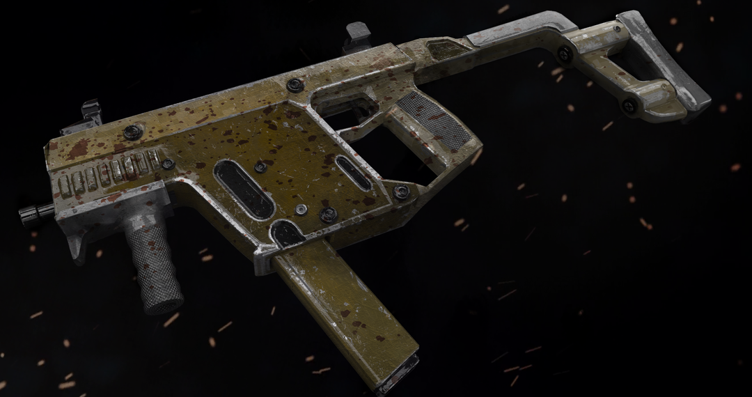 Kriss Vector SMG render 4 11 png