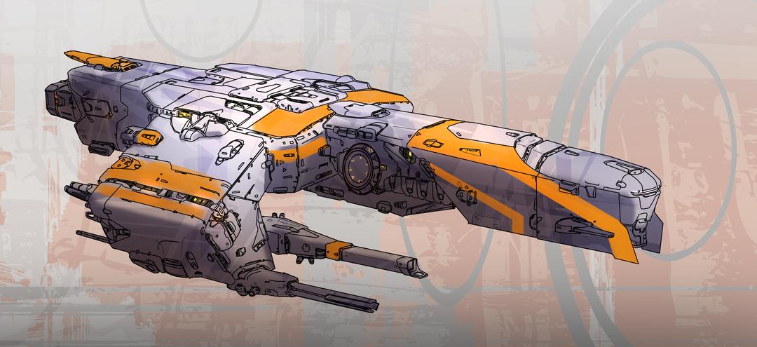 Spaceship old spaceship png