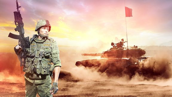 Army Poster Photography
