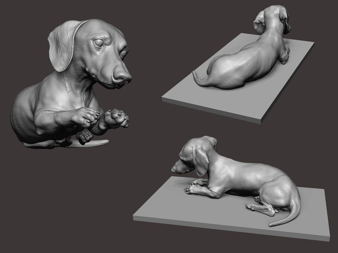 Dog Sculpt Dog Sculpt 04 jpg