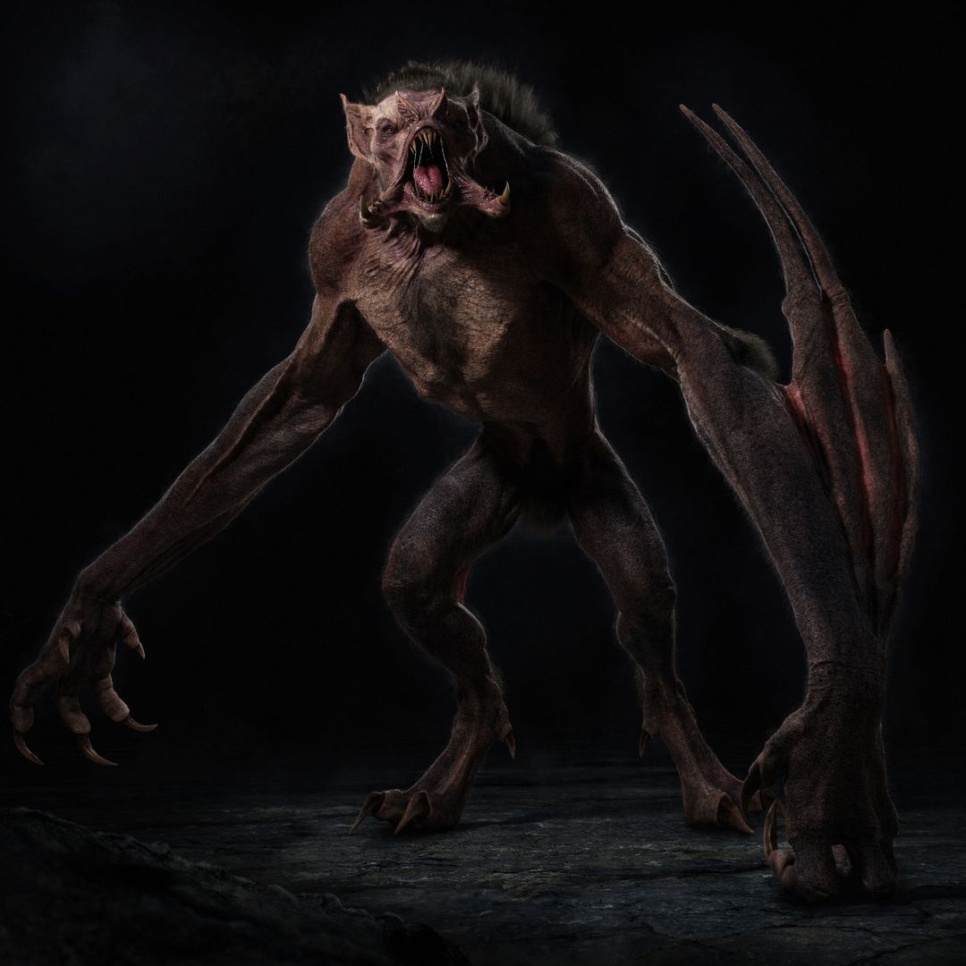 Bat Creature Bat Creature 02 jpg
