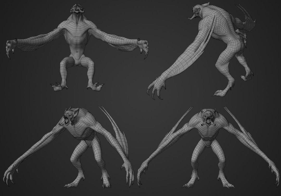 Bat Creature Bat Creature 08 jpg