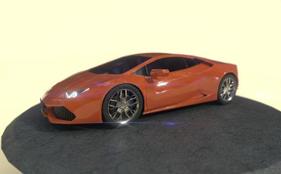 Lamborghini Huracain