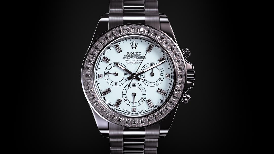 Platinum Rolex Daytona Footage Full (00330) png