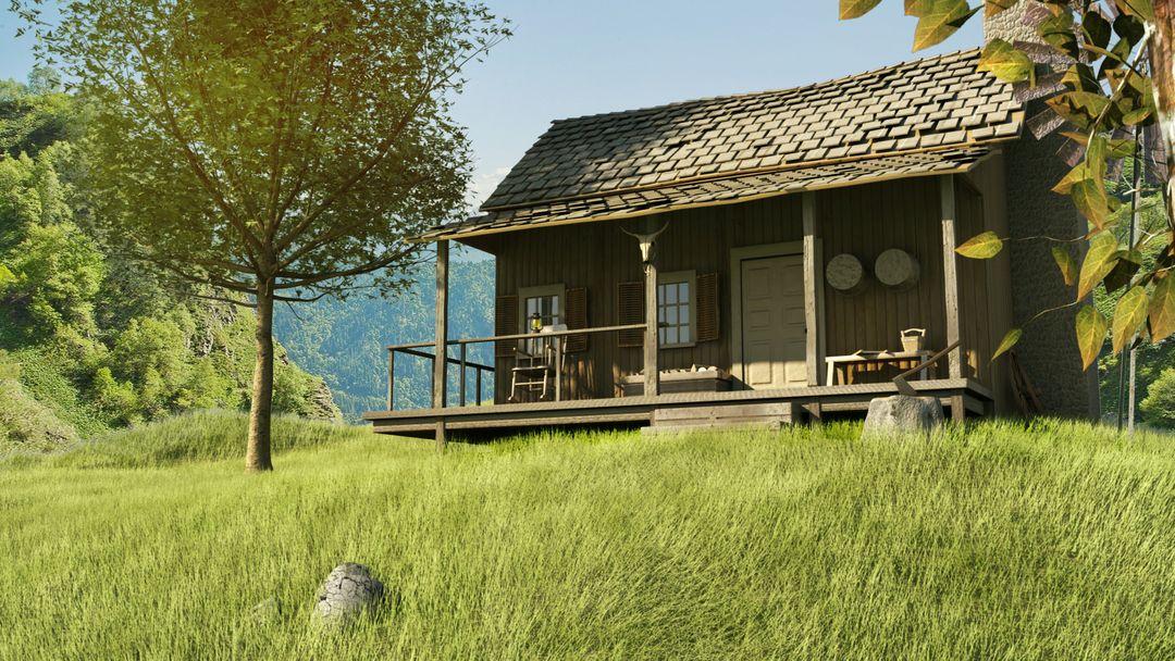 Persnol Work abdullah jalil exterior cabin jpg