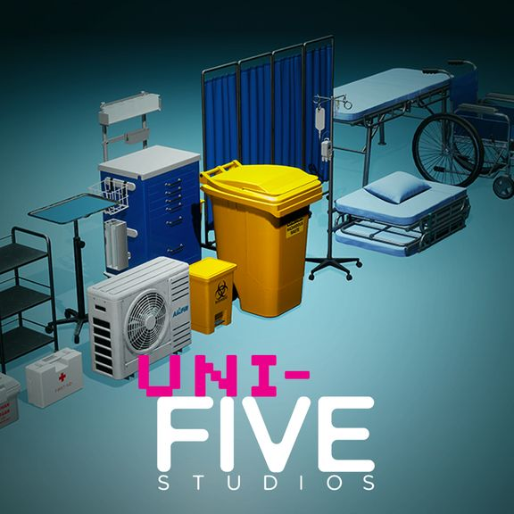 Quarantine Asset Pack