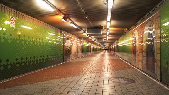Sydney Central Station Tunnel (2018)