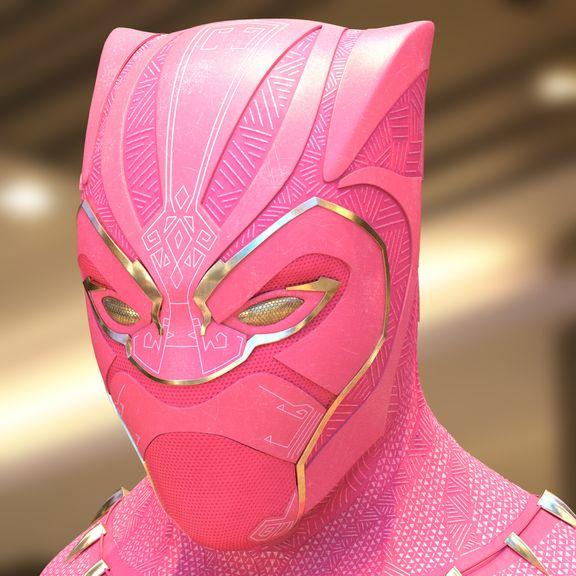 Pink Panther (2018)