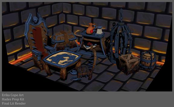 Hades Based Prop Kit