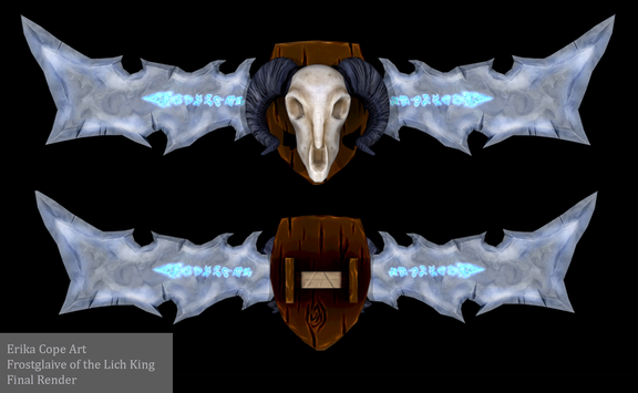 Frostglaive of the Lich King