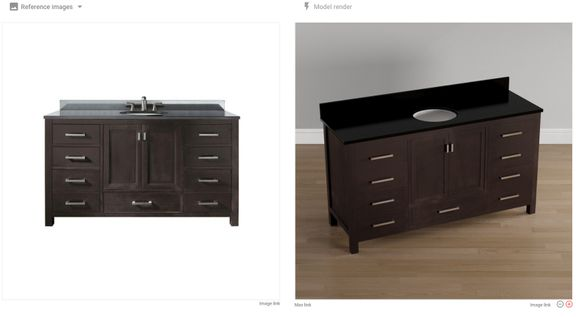 Furniture Modelling vol.1