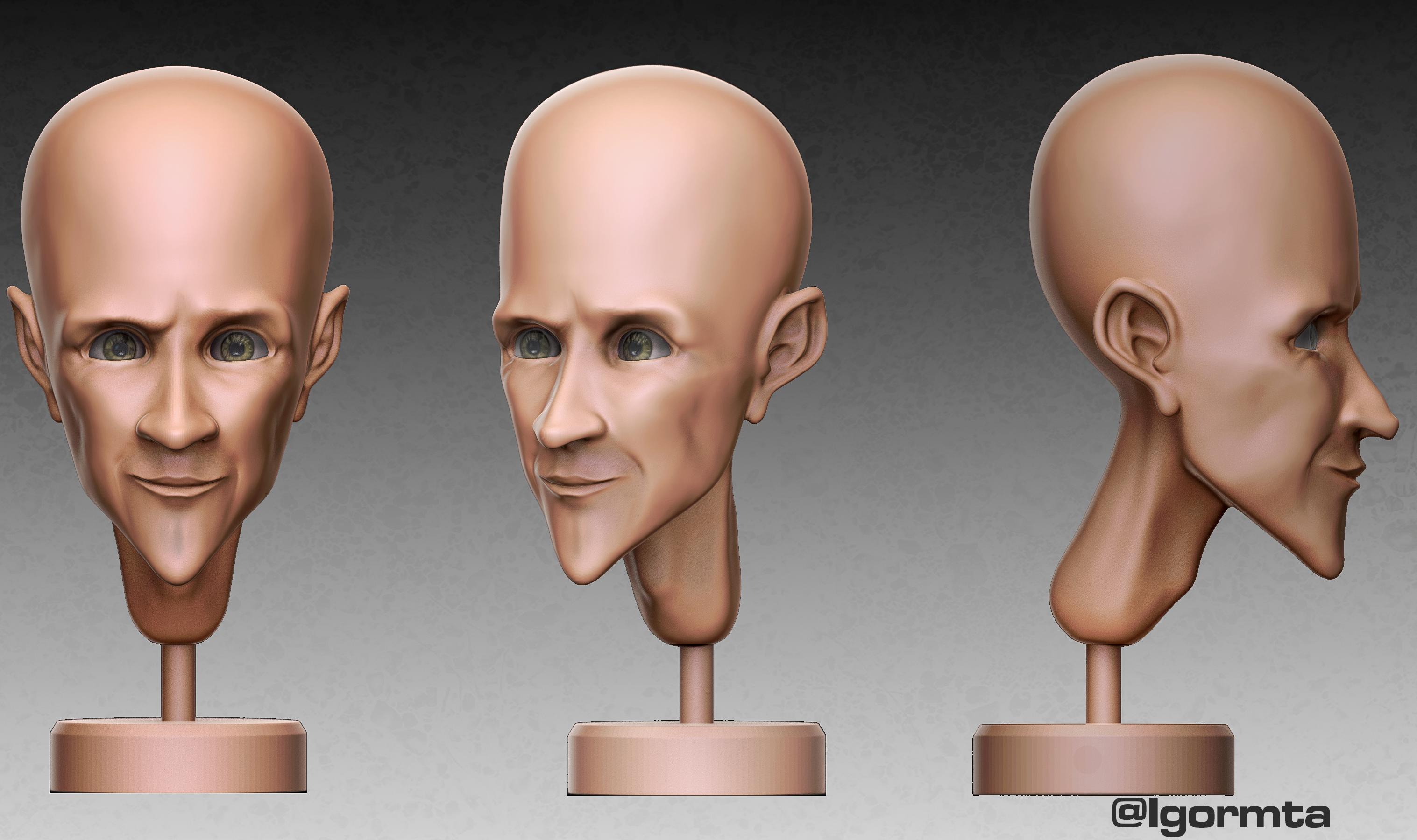 Head Megamind