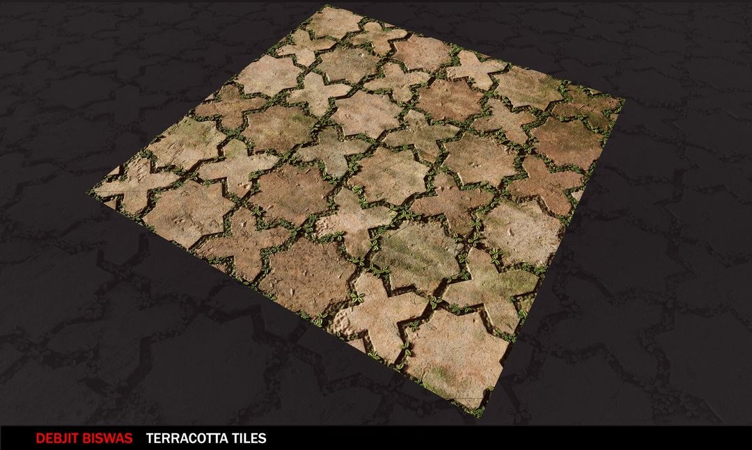 Terracotta Tiles debjit biswas terracottatiles03 jpg